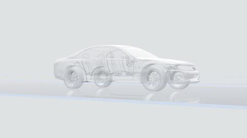 Car Electronics 3Cb HD Stock Video Footage