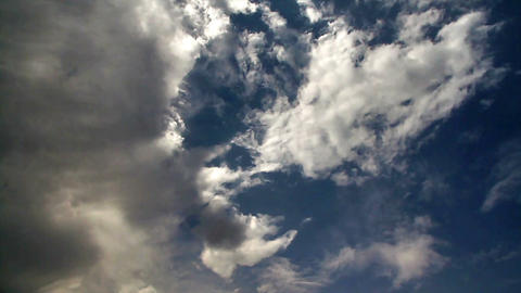 Radiant Clouds stock footage