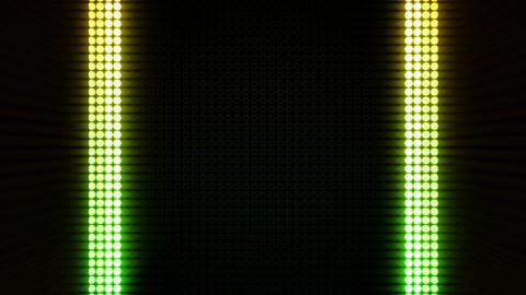 LED Countdown CdM2 HD Stock Video Footage