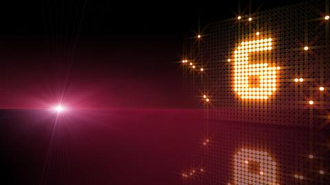 LED Countdown CdS2 HD Animation