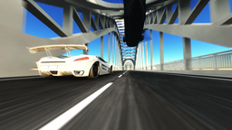Sports car Stock Video Footage