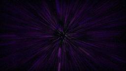 flying in purple space Stock Video Footage