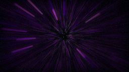 flying in purple space Stock Video Footage