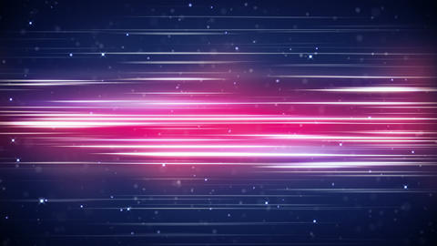 Lines And Particles Abstract Loopable Background stock footage
