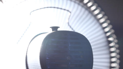 Industrial Fan Footage