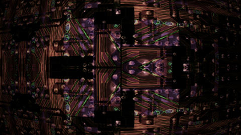 Circuit Board Video Background 1465 Animation
