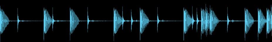 Flutter Echoes: drum loop, monotonous, vintage, eccentric Music