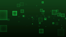 GreenParticles stock footage
