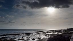 Cadiz Sunny Coast 4k 00 stock footage