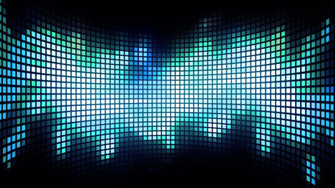 Dancing Light Grid Background Animation
