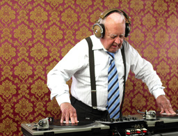Grandpa Dj4k02 stock footage