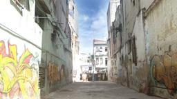havana street cuba 4k Footage