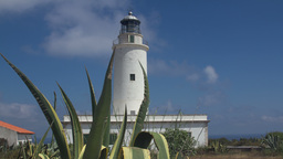 lighthouse formentera 4k Archivo