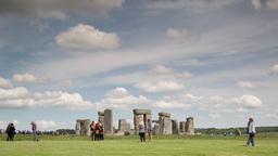 Stonehenge Timelapse 4k 00 stock footage