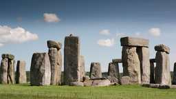 4k stone henge england tourism monolith stones Footage