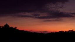 amazing sunset mexico 4k Footage