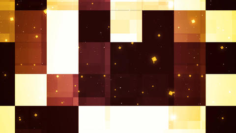 Hot Reflected Panels Animation