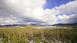 Colorado Mountains stock footage