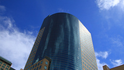 Downtown Denver Building stock footage