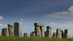 Stonehenge Timelapse 4k 03 stock footage