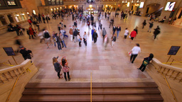Grand Central NY 004 stock footage