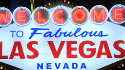 2011 Vegas Sign 1 PJPEG Footage