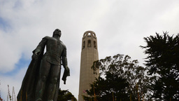 2013 Coit Tower Footage