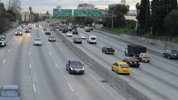 2013 Freeway Traffic 10 TL 11 Footage