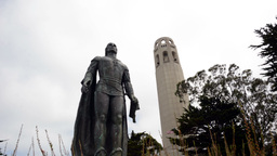 2013 SF Coit Tower Footage