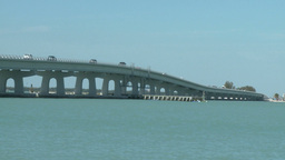 Fort Myers Bridge pond 5 Footage