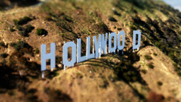 LA HOLLYWOODSIGN 2 TS 2012 Footage