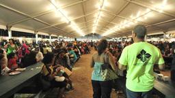 Maui County Fair 2010 Clip 7 30 Pond 5 Clips 1080 stock footage