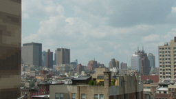 NYC Skyline 4 Footage