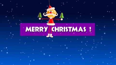 New Year greetings Animation