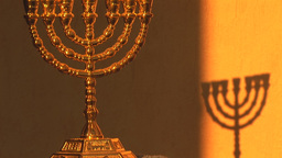 menorah 11 Stock Video Footage