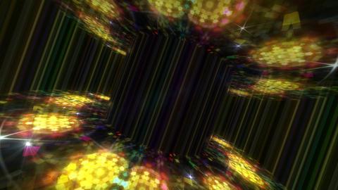 Dance Floor B2 I1 HD Stock Video Footage