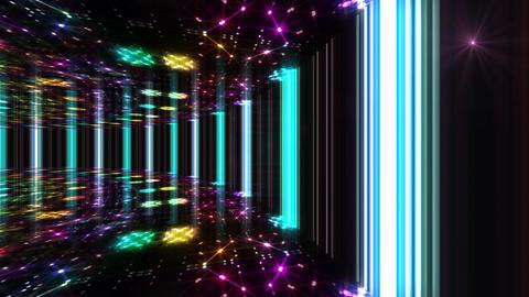 Dance Floor C1 H1 HD Stock Video Footage