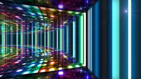 Dance Floor C1 J1 HD Stock Video Footage