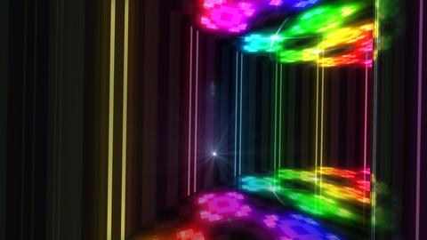 Dance Floor D3 A1 HD Stock Video Footage