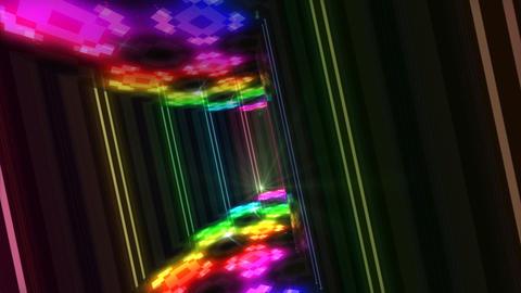 Dance Floor E2 A1 HD Stock Video Footage