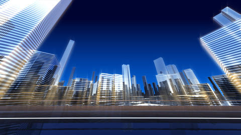 City Highway 2cs2 HD Animation