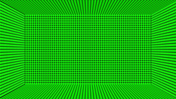 Green Screen Design 27 box loop flickering Animation