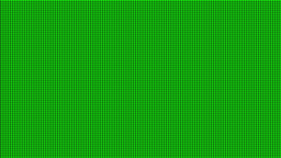 Green Screen Design 29 circle flickering Stock Video Footage