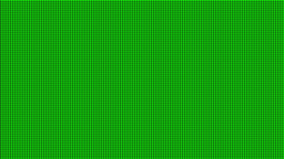 Green Screen Design 29 circle flickering Animation
