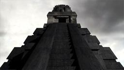 Maya Pyramid Clouds Timelapse 12 Animation