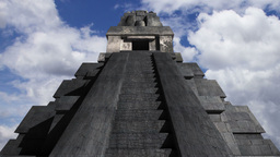 Maya Pyramid Clouds Timelapse 14 Animation