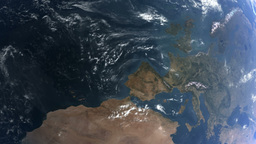 earth europe Animation