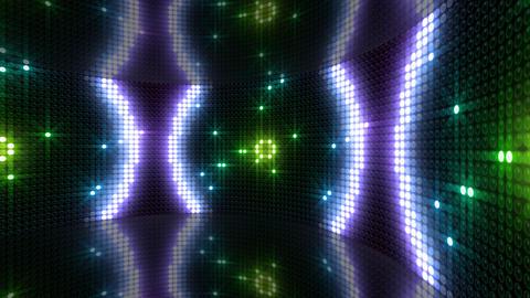 LED Back 2 CDrC1 HD Animation
