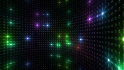 LED Back 2 CDrD2 HD Animation