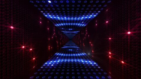 LED Back 2 PAmC9 HD Animation
